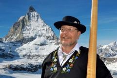 Dani mit Matterhorn